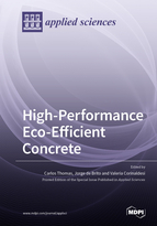 Special issue High-Performance Eco-Efficient Concrete book cover image