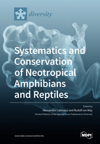 Special issue Systematics and Conservation of Neotropical Amphibians and Reptiles book cover image