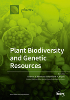 Special issue Plant Biodiversity and Genetic Resources book cover image