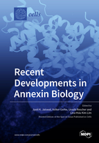 Special issue Recent Developments in Annexin Biology book cover image