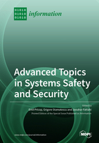 Special issue Advanced Topics in Systems Safety and Security book cover image