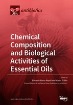 Special issue Chemical Composition and Biological Activities of Essential Oils book cover image