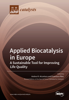 Special issue Applied Biocatalysis in Europe: A Sustainable Tool for Improving Life Quality book cover image
