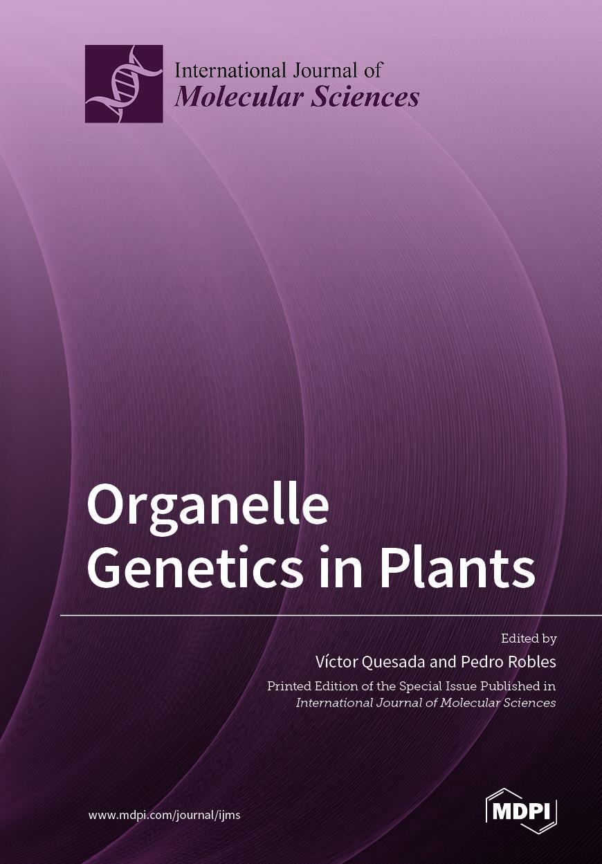 Organelle Genetics in Plants
