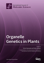 Special issue Organelle Genetics in Plants book cover image