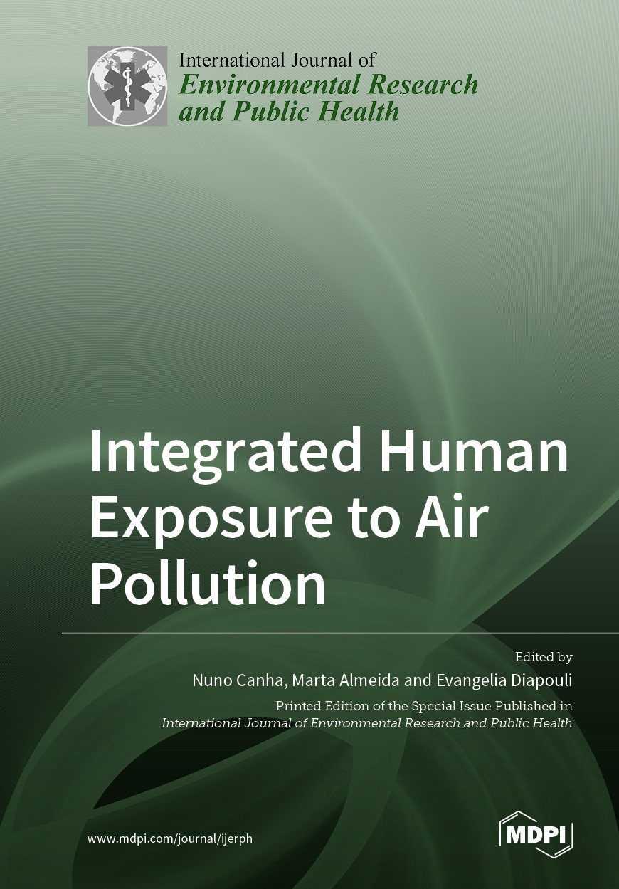 Integrated human exposure to air pollution