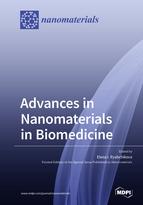 Special issue Advances in Nanomaterials in Biomedicine book cover image