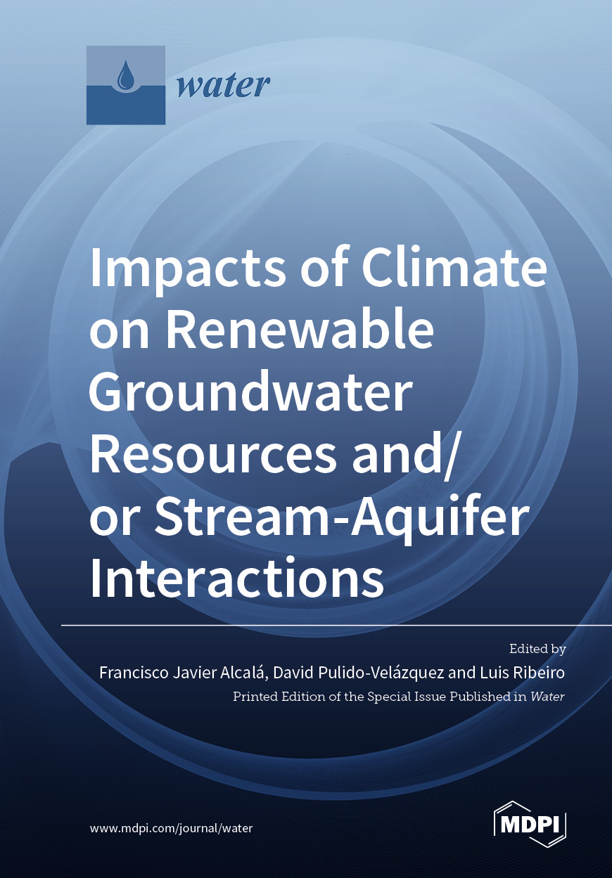 Impacts of Climate on Renewable Groundwater Resources and/or Stream-Aquifer Interactions