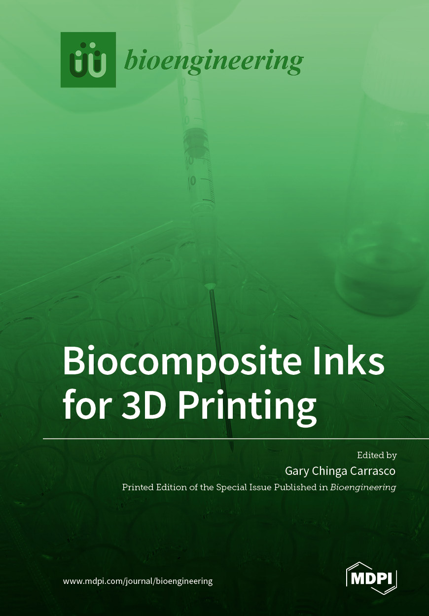 Biocomposite Inks for 3D Printing