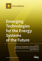 Special issue Emerging Technologies for the Energy Systems of the Future book cover image