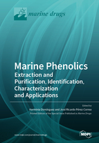 Special issue Marine Phenolics: Extraction and Purification, Identification, Characterization and Applications book cover image