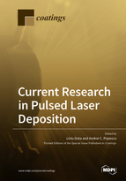 Special issue Current Research in Pulsed Laser Deposition book cover image