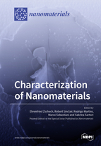 Special issue Characterization of Nanomaterials: Selected Papers from 6th Dresden Nanoanalysis Symposiumc book cover image