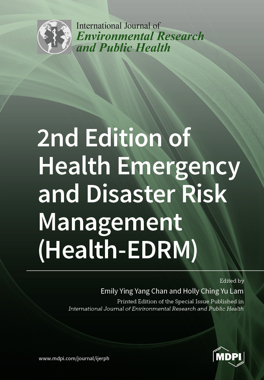 2nd Edition of Health Emergency and Disaster Risk Management (Health-EDRM)