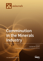 Special issue Comminution in the Minerals Industry book cover image