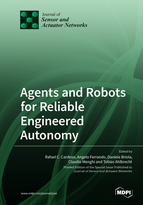 Special issue Agents and Robots for Reliable Engineered Autonomy book cover image