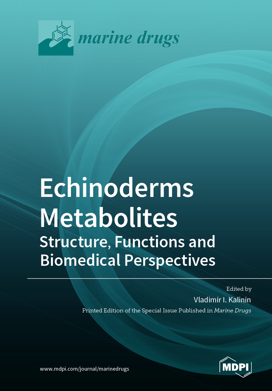 Echinoderms Metabolites: Structure, Functions and Biomedical Perspectives