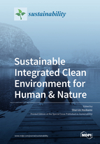 Special issue Sustainable Integrated Clean Environment for Human & Nature book cover image