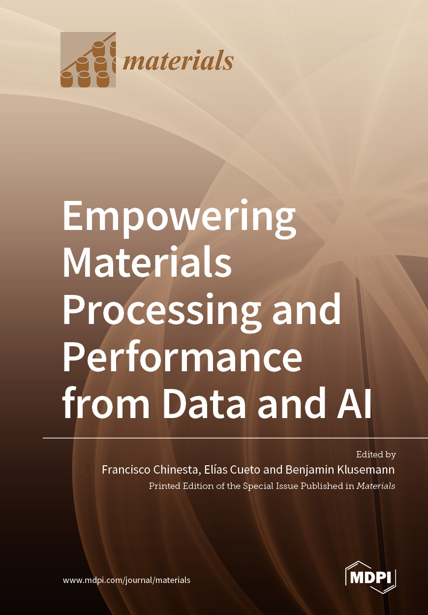 Empowering Materials Processing and Performance from Data and AI
