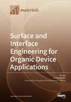 Surface and Interface Engineering for Organic Device Applications