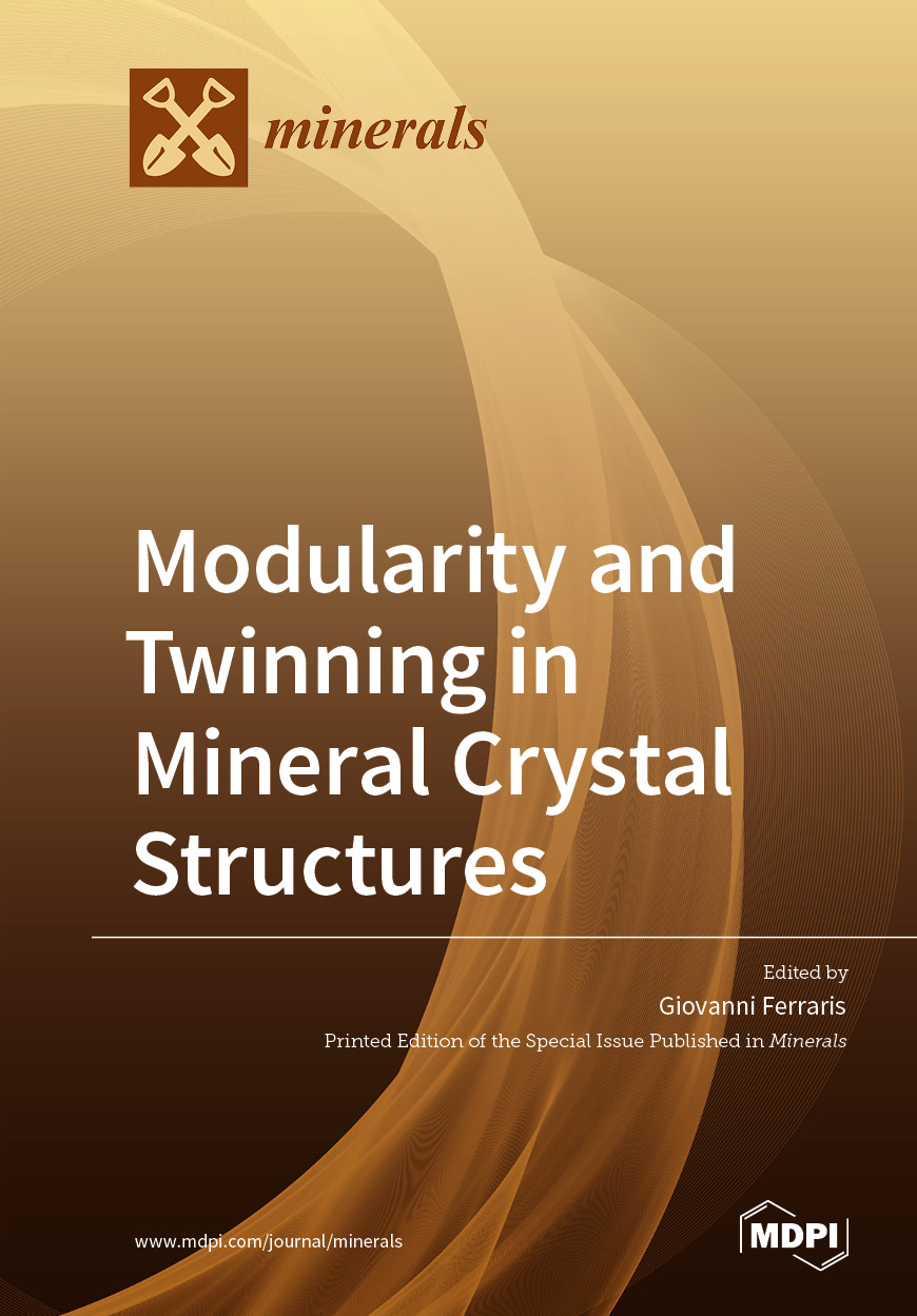Modularity and Twinning in Mineral Crystal Structures