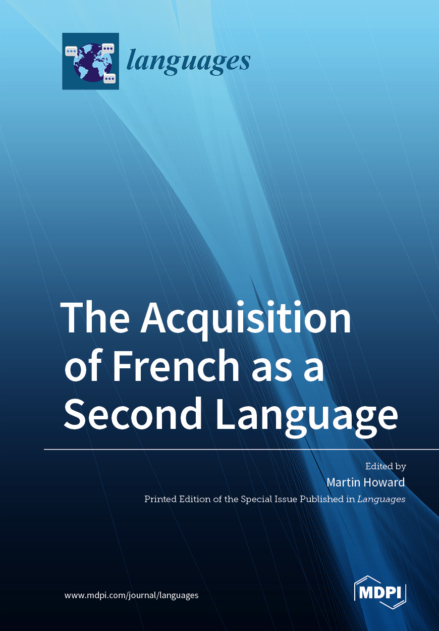 The Acquisition of French as a Second Language