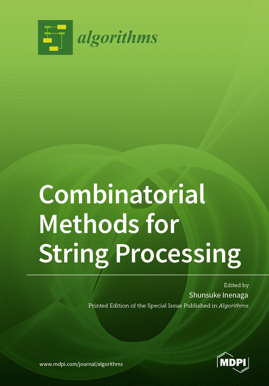 Combinatorial Methods for String Processing