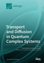 Transport and Diffusion in Quantum Complex Systems