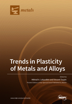 Trends in Plasticity of Metals and Alloys