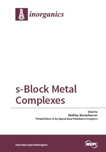 s-Block Metal Complexes
