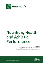 Special issue Nutrition, Health and Athletic Performance book cover image