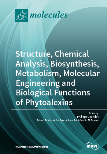 Structure, Chemical Analysis, Biosynthesis, Metabolism, Molecular Engineering and Biological Functions of Phytoalexins