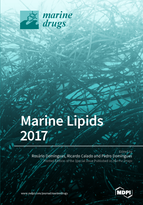 Special issue Marine Lipids 2017 book cover image