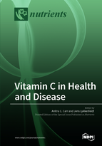 Special issue Vitamin C in Health and Disease book cover image