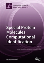 Special issue Special Protein Molecules Computational Identification book cover image