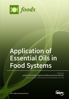 Special issue Application of Essential Oils in Food Systems book cover image