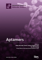 Special issue Aptamers book cover image
