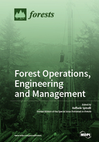 Special issue Forest Operations, Engineering and Management book cover image