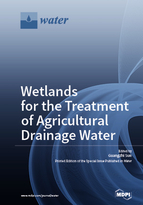 Special issue Wetlands for the Treatment of Agricultural Drainage Water book cover image