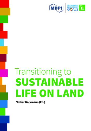 Transitioning to Sustainable Life on Land