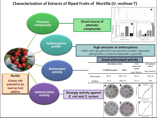 measuring the amount of antioxidant activity in various berries Antioxidant and antimicrobial activity method in which antibacterial activity was evaluated by measuring the there are a number of studies on different fruit.