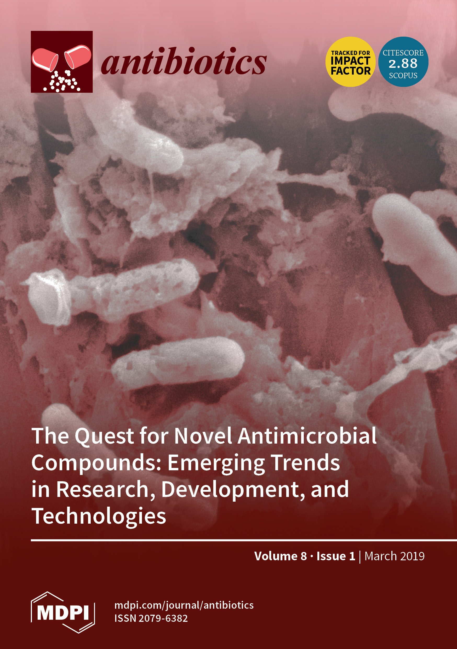Antibiotics | March 2019 - Browse Articles