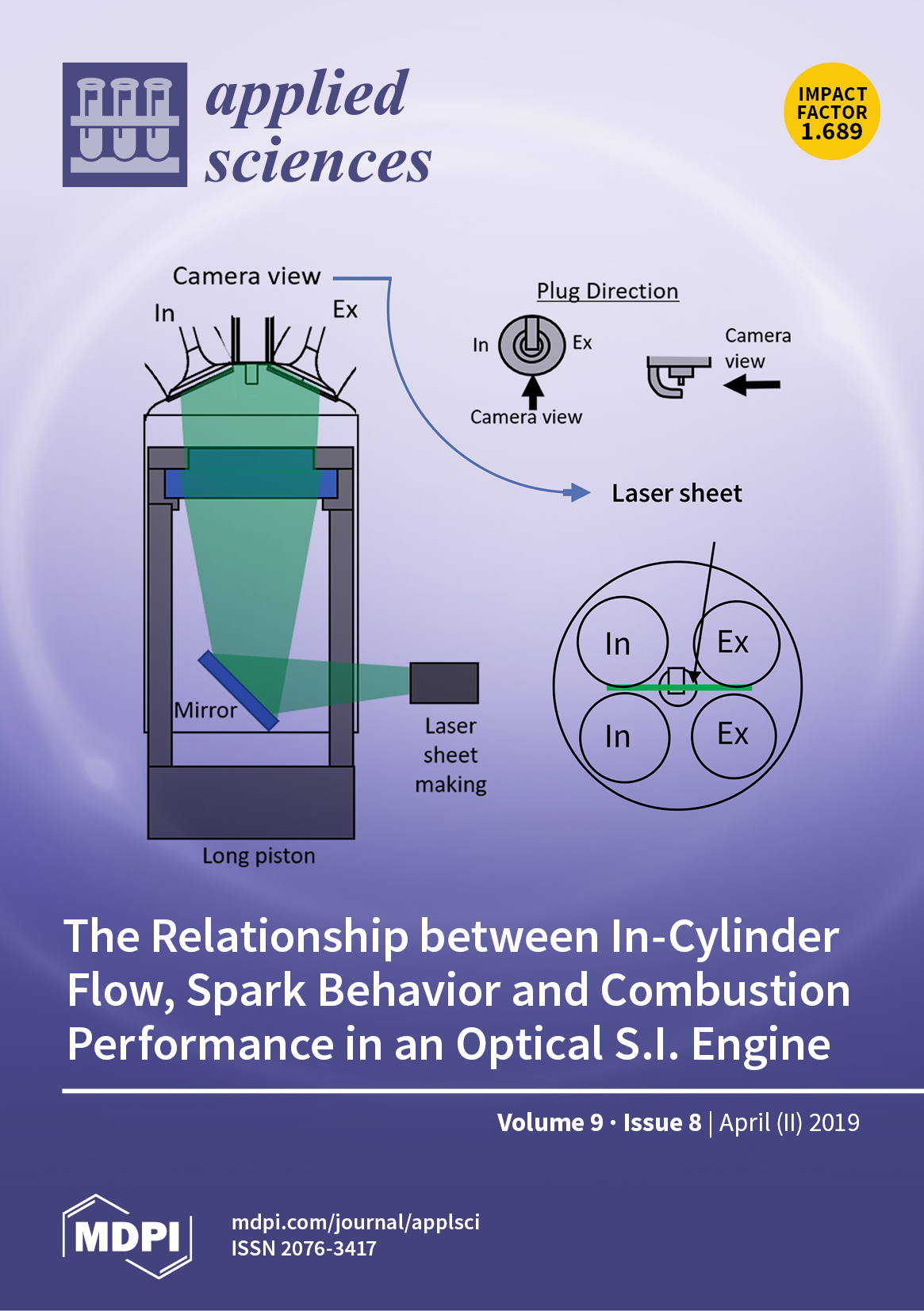 new style ffa17 b5043 This study applied multiple high-speed optical imaging to investigate the  interaction between the in-cylinder flow, ...