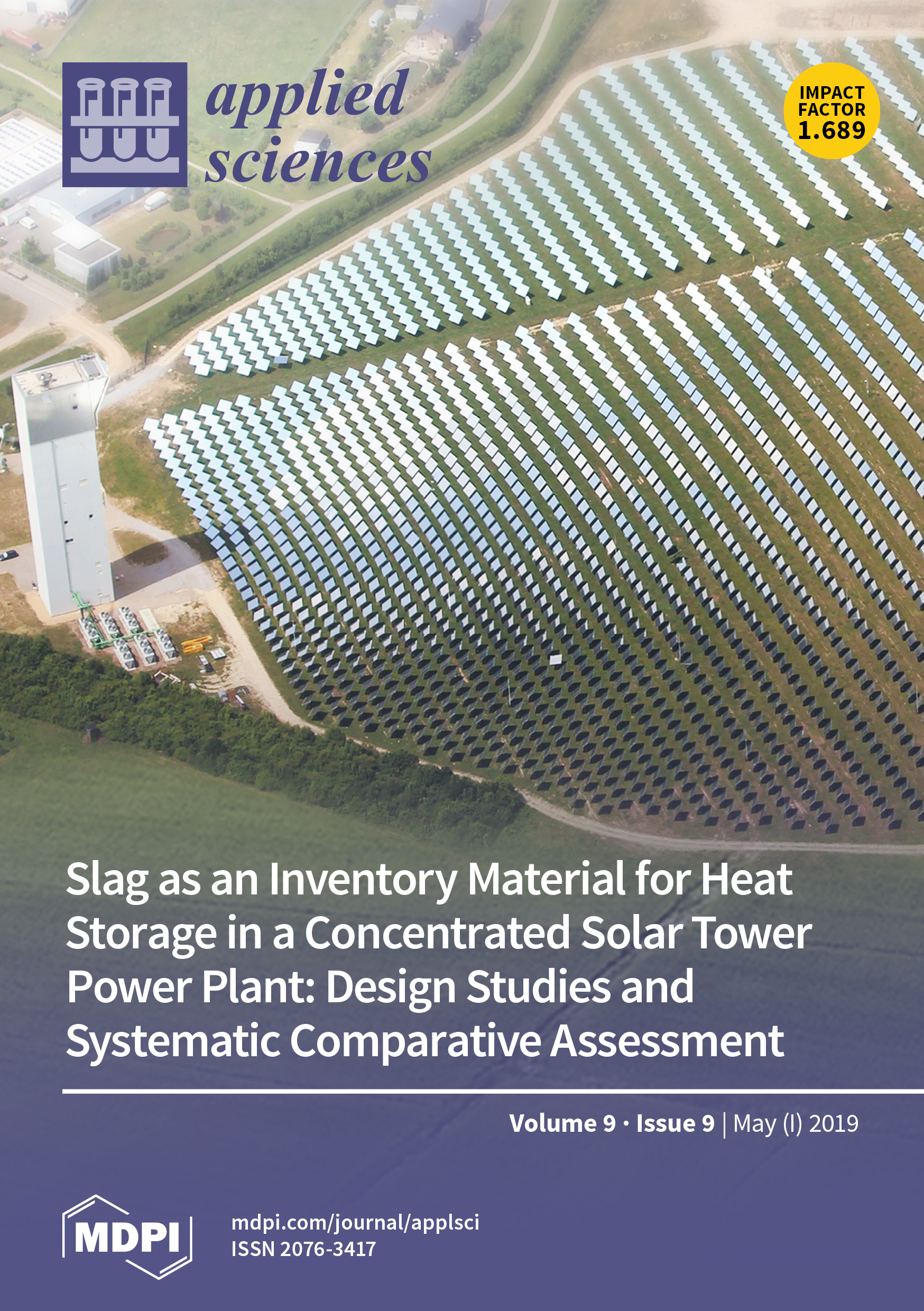 3fd4b961b Cover Story (view full-size image) By using metallurgical slag from an  electric arc furnace as an inventory material in thermal energy  ...  Read  more.