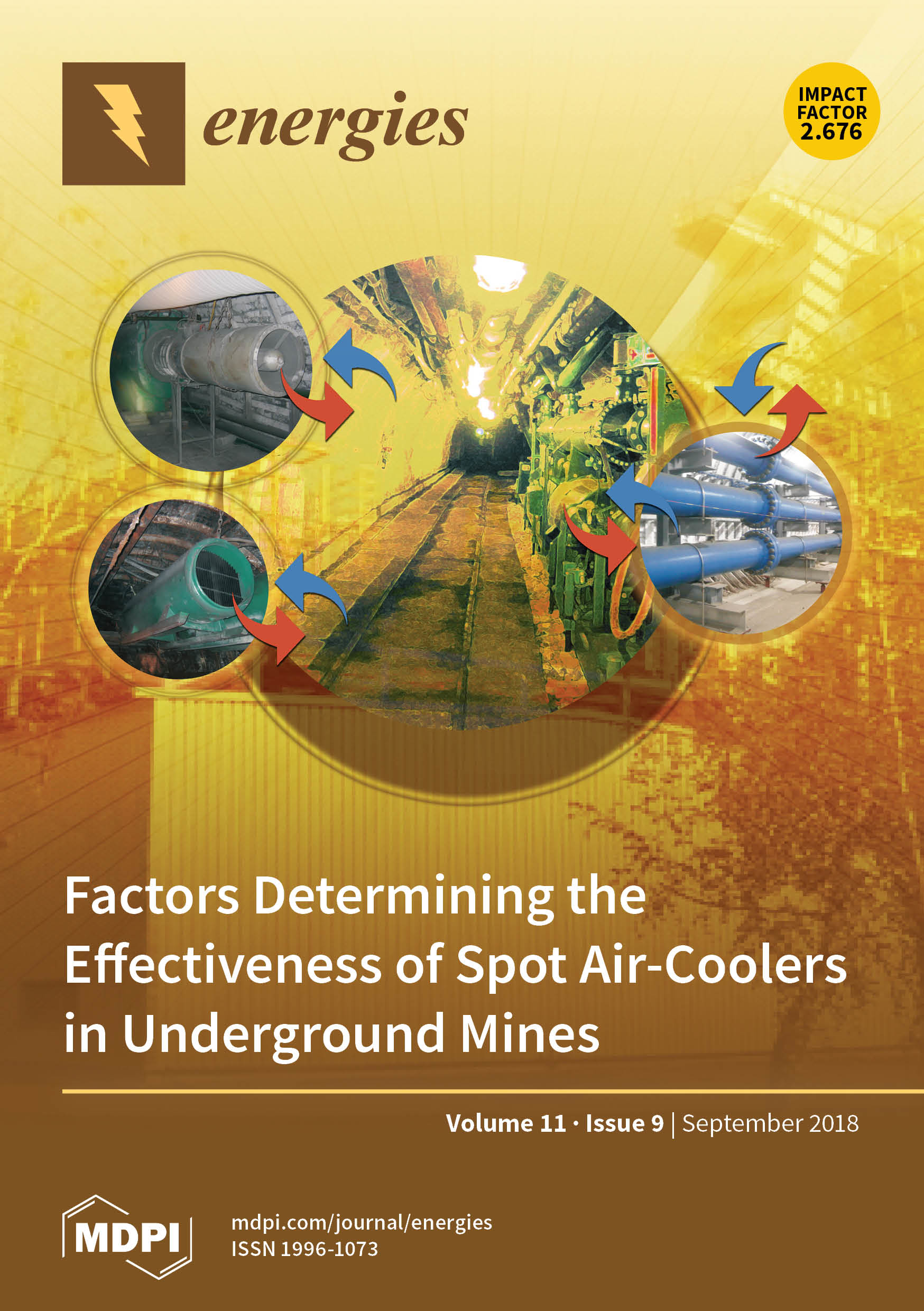 Energies September 2018 Browse Articles Residential Electrical Wiring Diagrams Price Usd 1000 Minorder 500 The Article Investigates Performance Of Cooling Systems In Polish Hard Coal Mining Industry