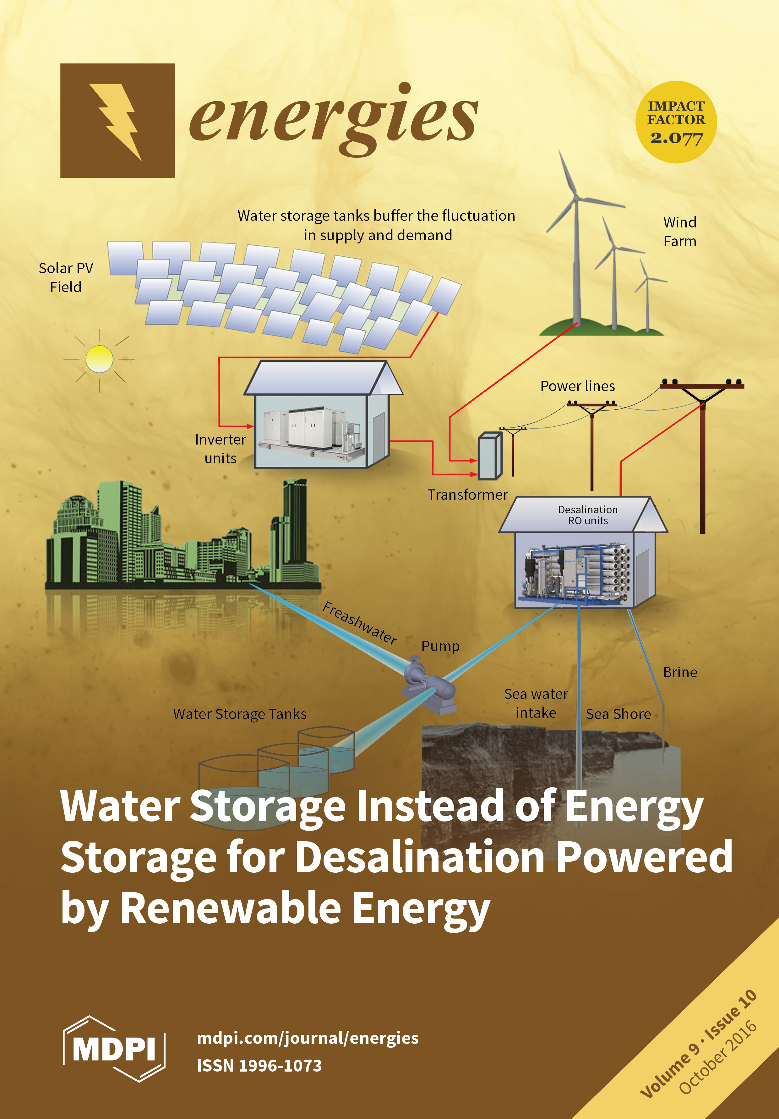 Energies October 2016 Browse Articles Nonisolated Power Supply Design Eeweb Integrations Tech In This Study We Demonstrate That Energy Storage For Desalination Powered By Renewable Is