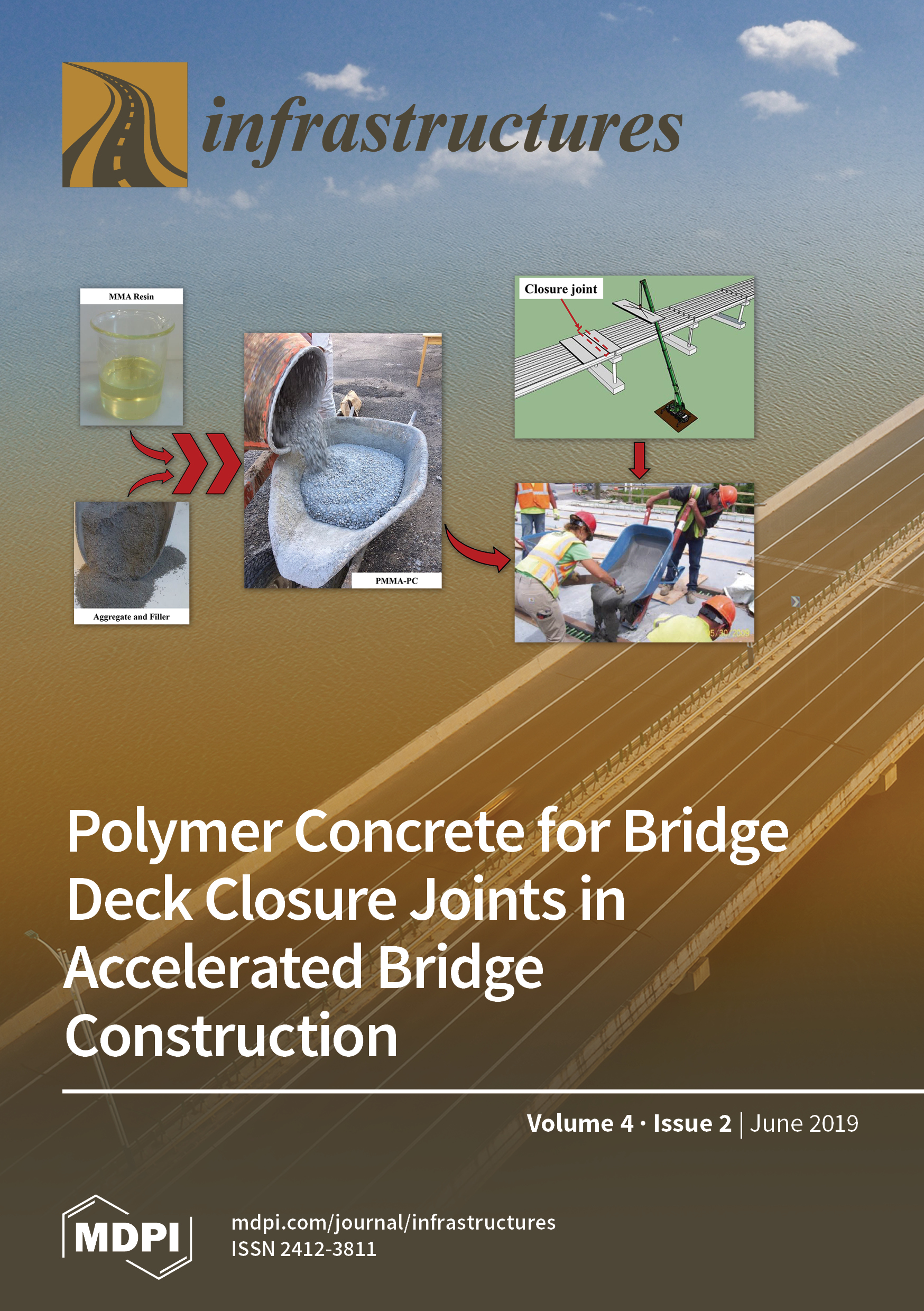 Infrastructures | June 2019 - Browse Articles