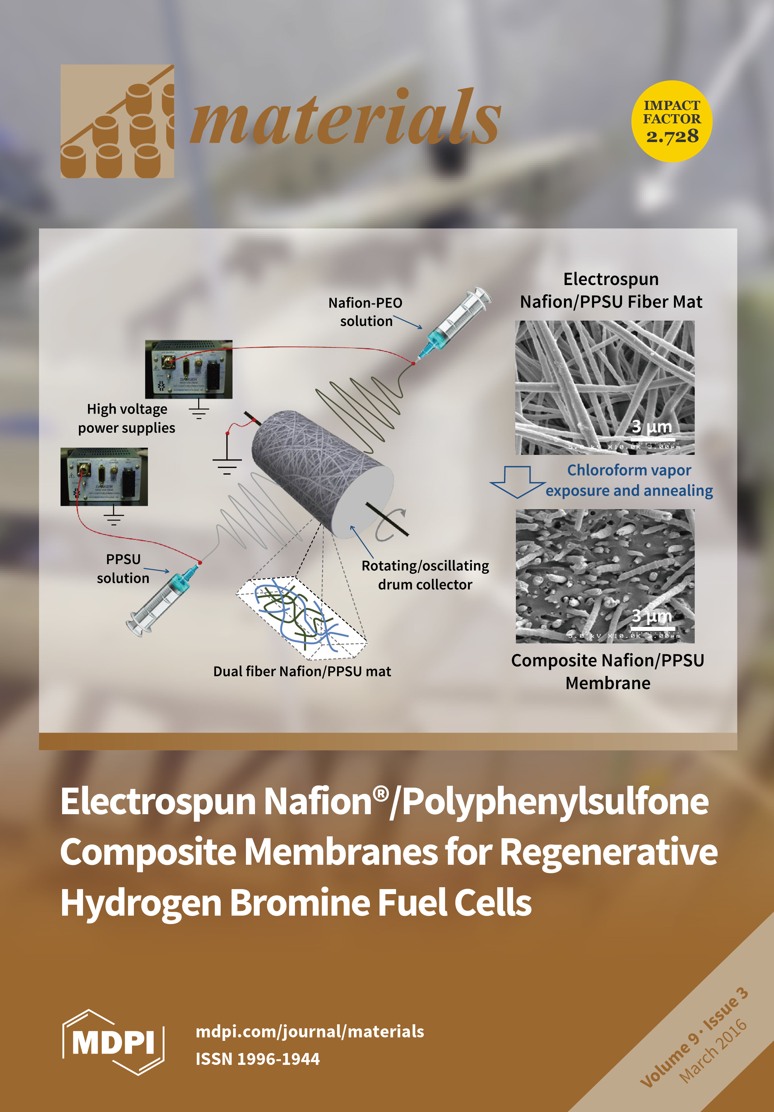 Materials march 2016 browse articles electrospun composite fuel cell membranes can overcome many limitations of conventional solution cast films nanofibers not only mechanically fandeluxe Image collections