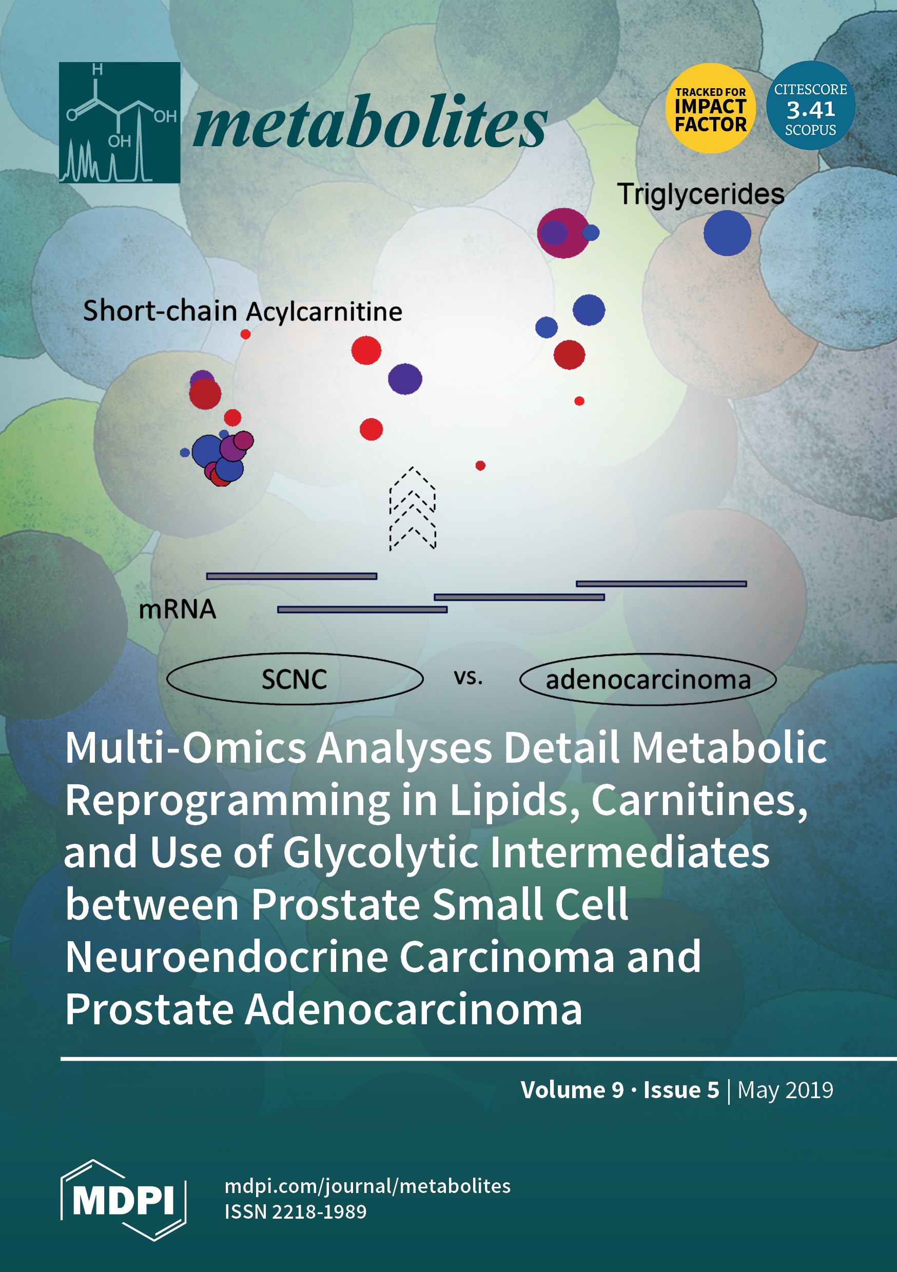 Metabolites | May 2019 - Browse Articles