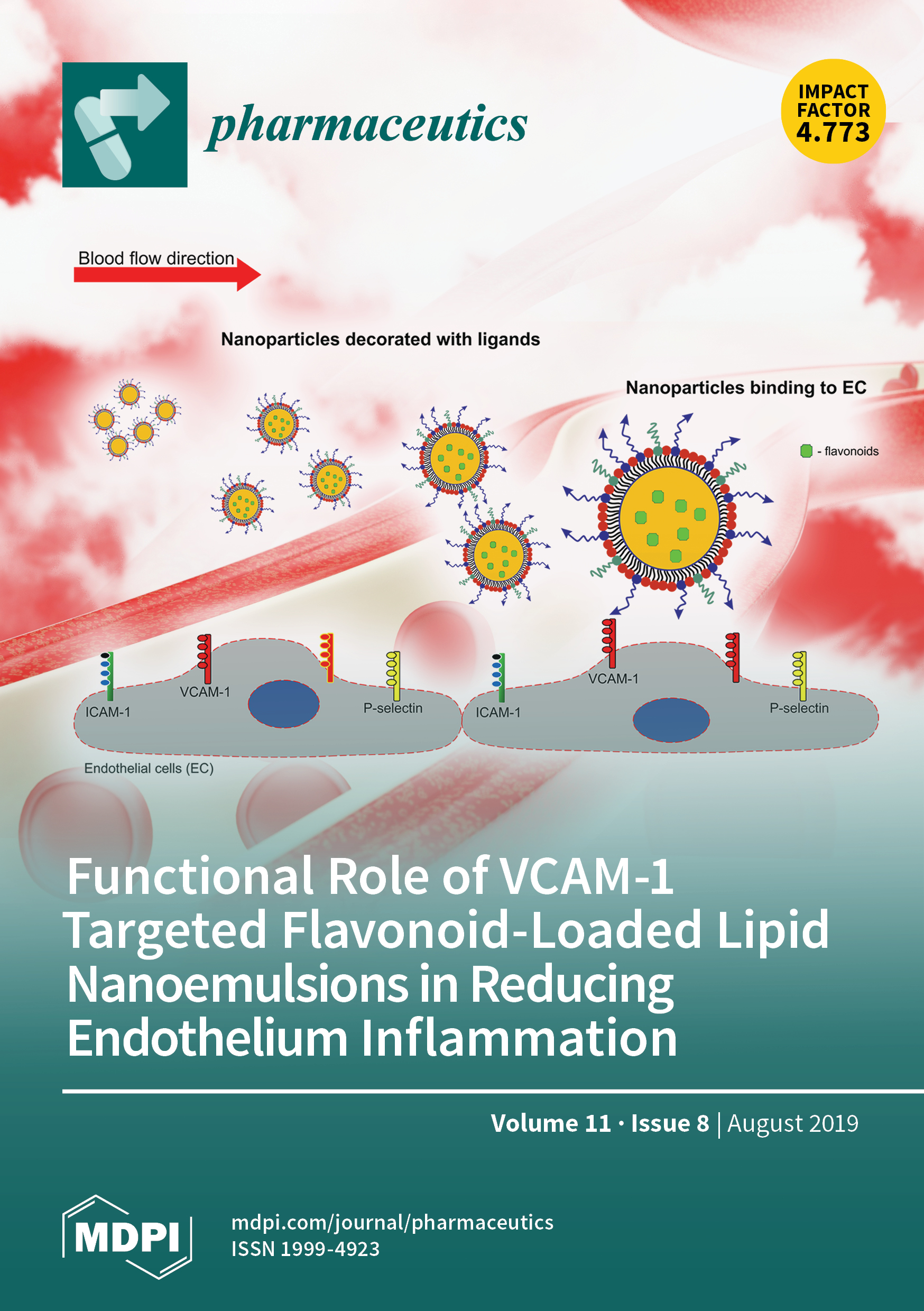 Pharmaceutics | August 2019 - Browse Articles